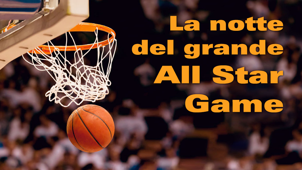 Lo Sport Made In USA Ancora Protagonista: La Notte Dell'All Star Game