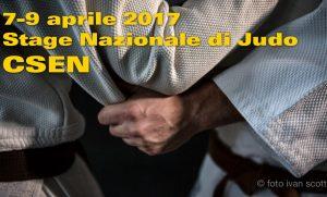 Stage Nazionale Csen di Judo e discipline associate