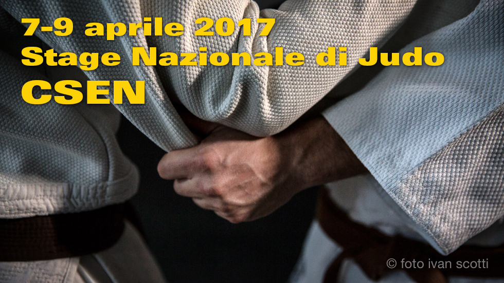Art Stage Nazionale Judo