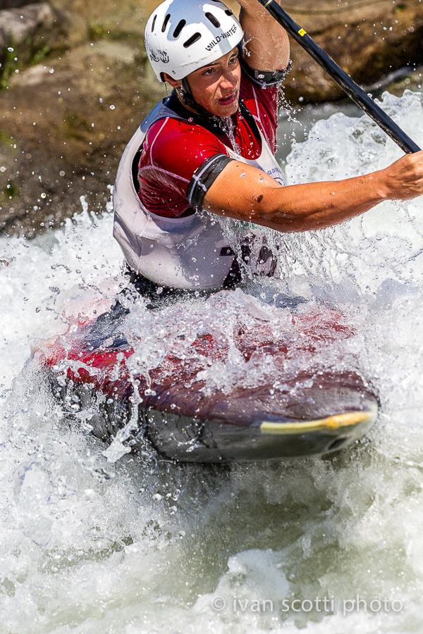 Canoa e Kayak Dora Baltea Ivrea Gara Internazionale