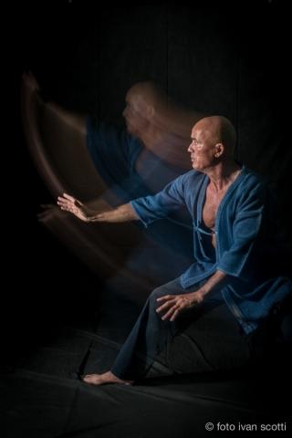 Tai-Chi meditazione zen e katana