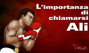 L'importanza di chiamarsi Ali