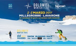 Dolomiti Winter Fest e Dolomiti Winter Trail: sport e avventura sulla neve a Millegrobbe
