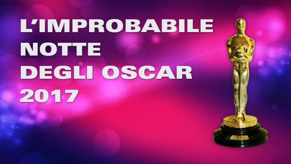 Copertina Notte Oscar