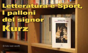 Letteratura e sport, secondo capitolo.