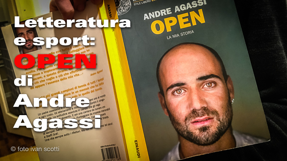 OPEN – Andre Agassi