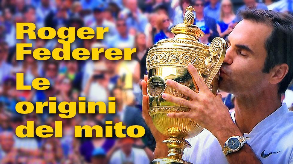 Roger Federer Origini Mito