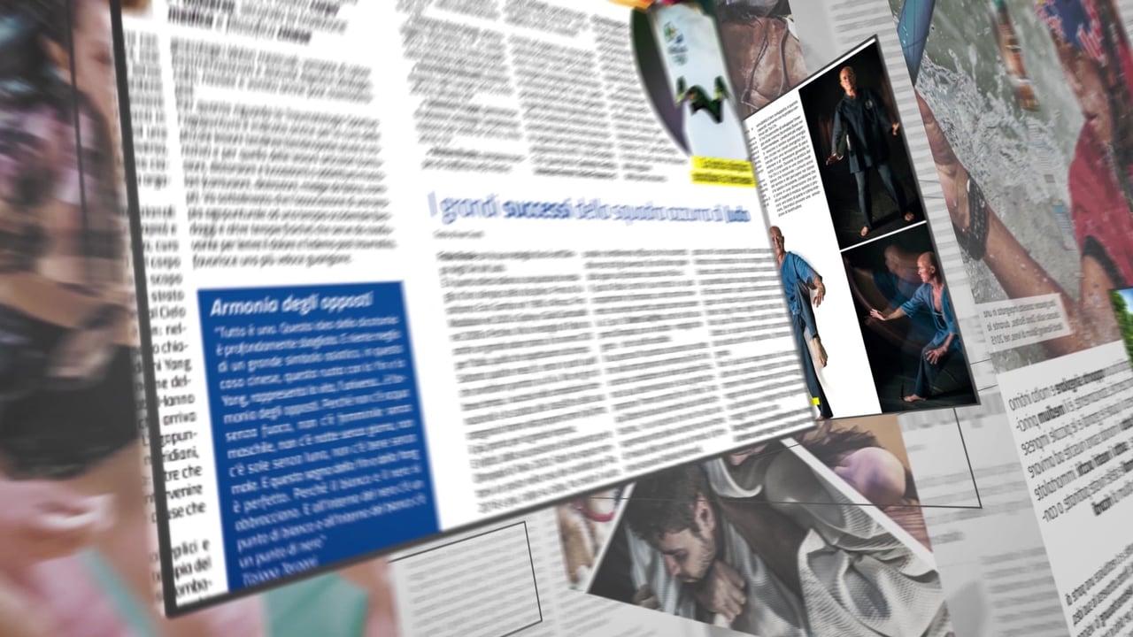 Rivista SportMilanoMagazine 2017 Csen Milano