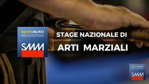 Stage Nazionale di Arti Marziali di Montesilvano Csen Milano