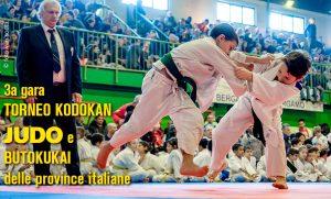 Torneo Kodokan Judo e Butokukai delle province italiane