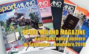SMM, è uscito il nuovo numero di settembre – novembre 2018